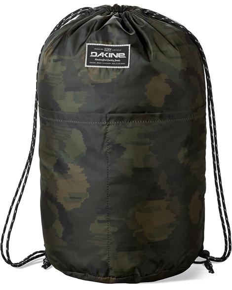 Мешки для обуви Мешок рюкзак складной для обуви Dakine STASHABLE CINCHPACK MARKER CAMO 2015S-08130103-StashableCinchpack19L-MarkerCamo.jpg