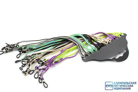 Шнурки (Резинки) для очков детские 12 шт.