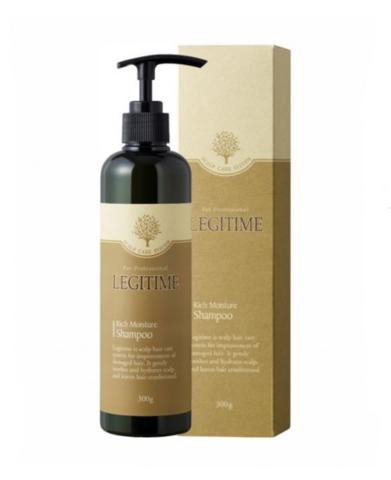 Welcos Rich Moisture Shampoo шампунь от перхоти увлажняющий