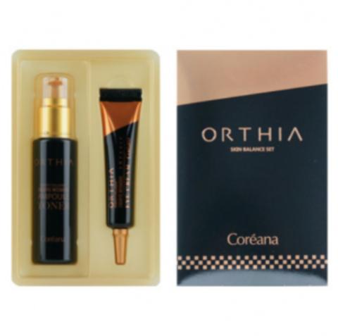 Coreana Orthia skin balance set