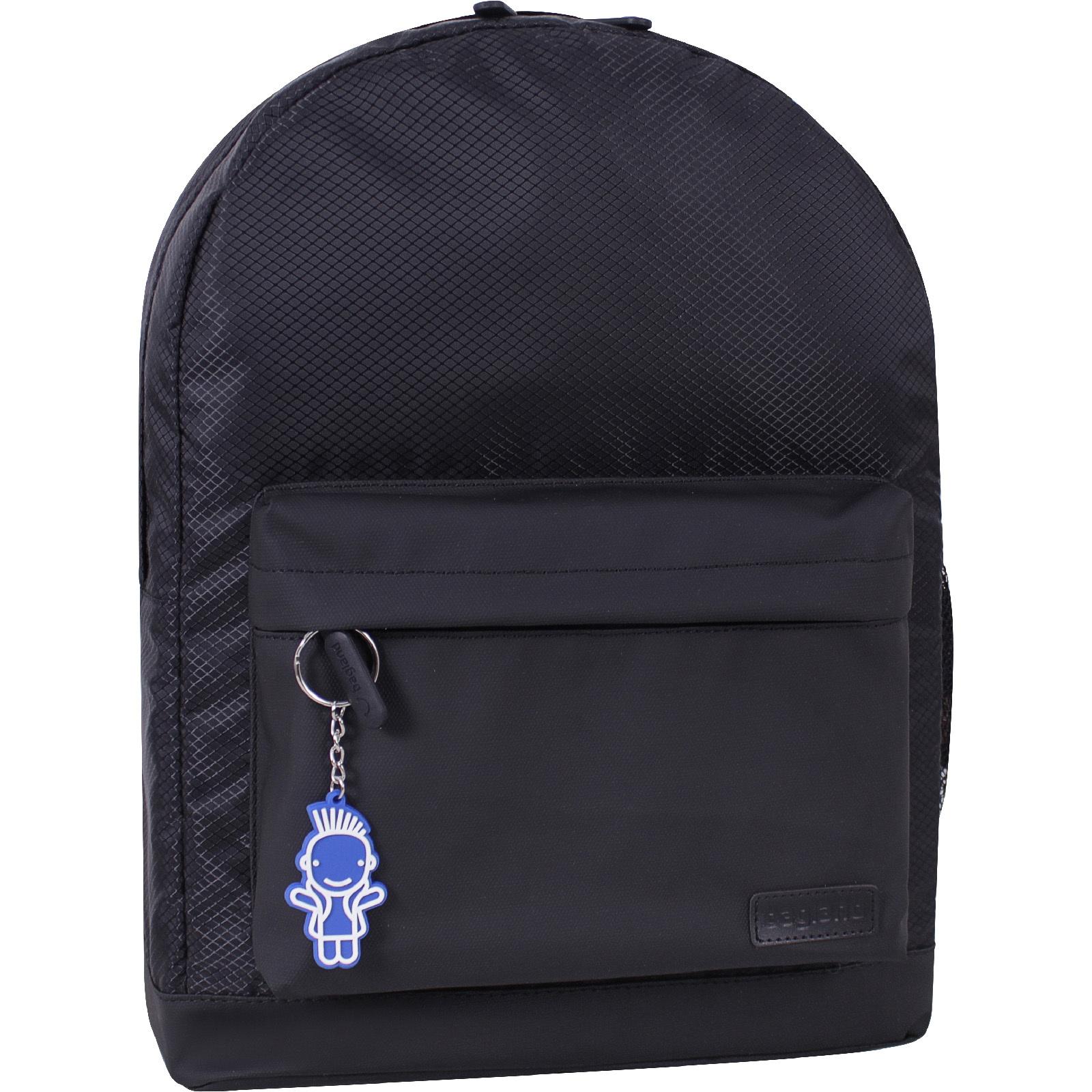 Городские рюкзаки Рюкзак Bagland Молодежный W/R 17 л. чорний (00533332) IMG_9468.jpg