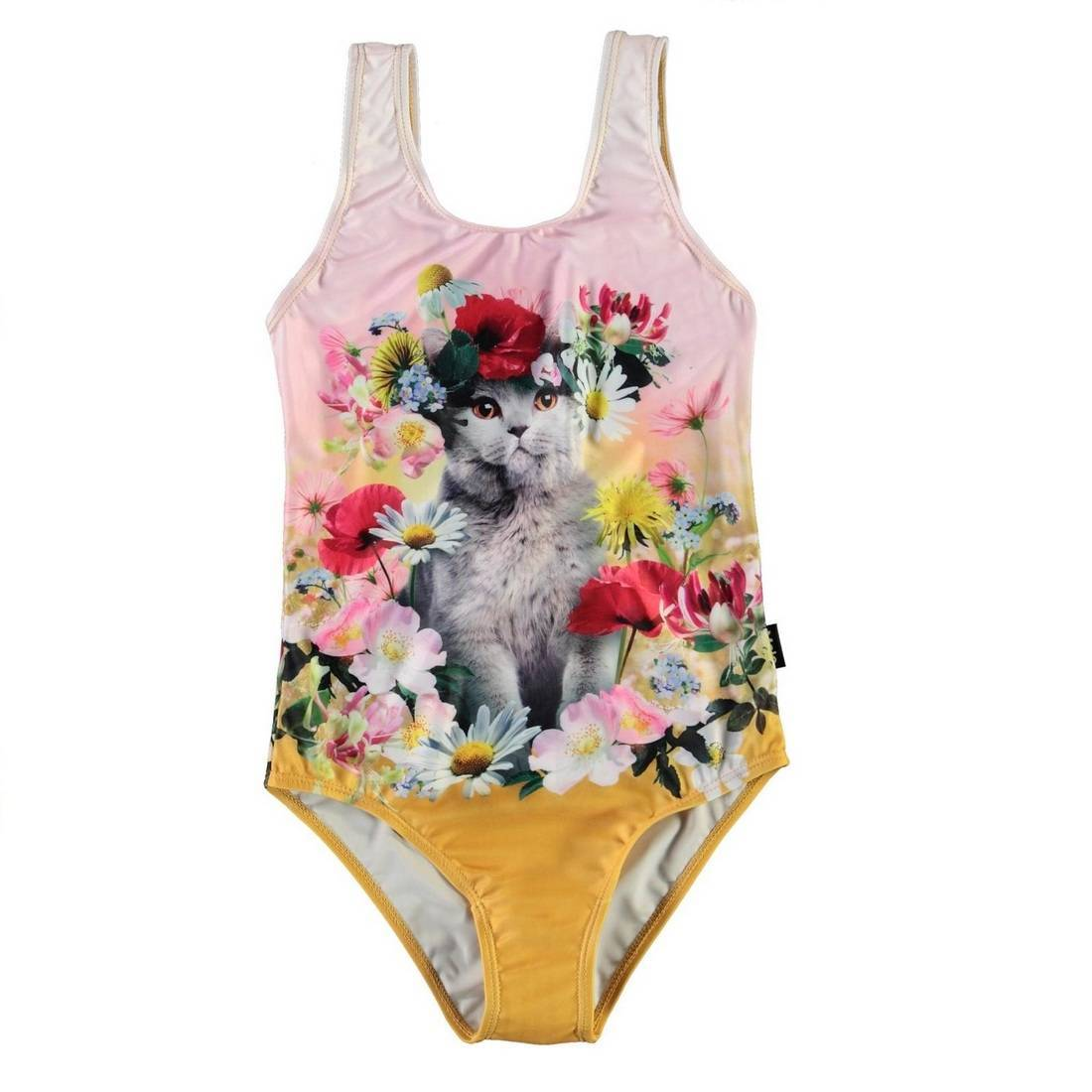 Купальник Molo Nika Flower Cat