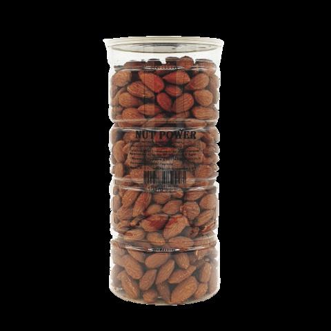 Миндаль жареный со специями NUT POWER, 500 гр