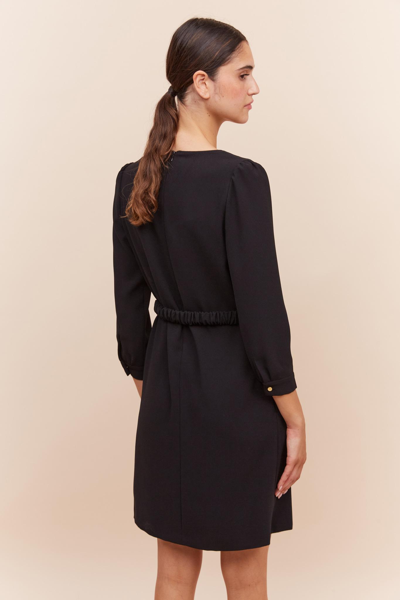 JUSTINA - Платье с поясом