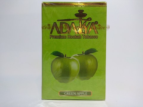 Табак для кальяна ADALYA Green Apple 50 g