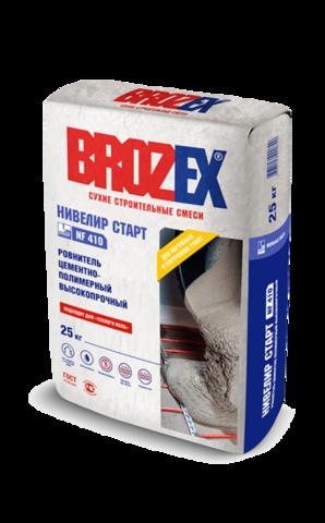 Ровнитель Brozex Нивелир старт NF 410 25 кг