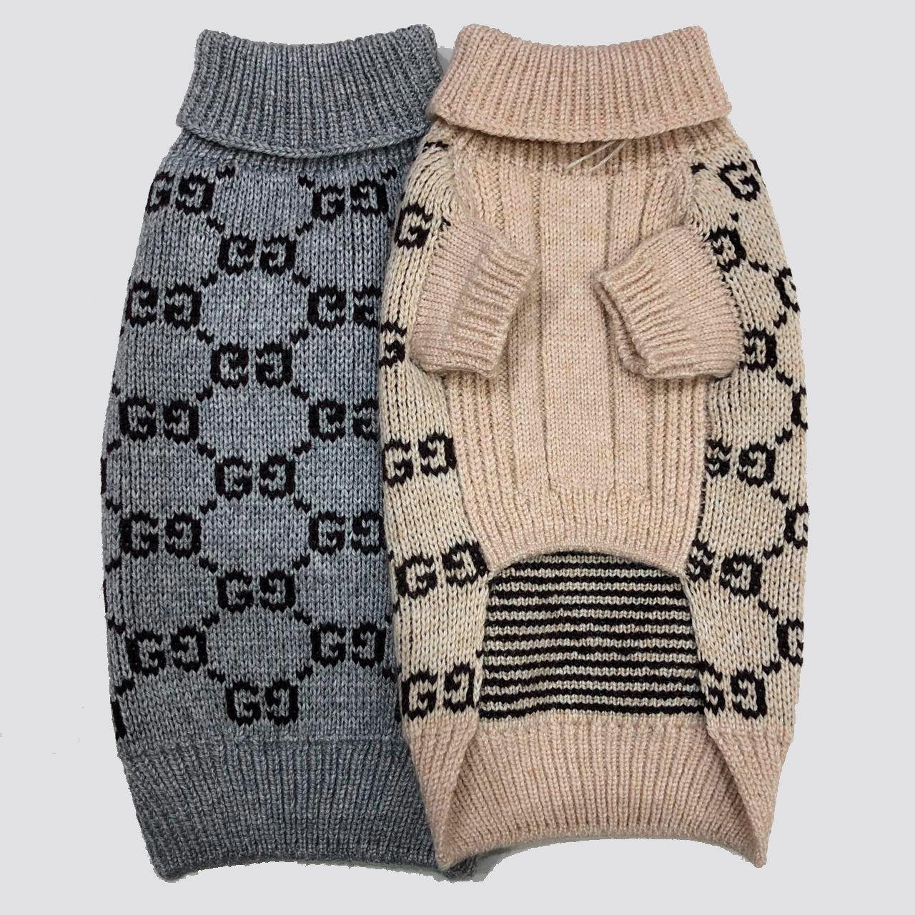 свитер для маленькой собаки
