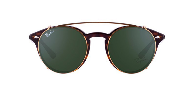 Ray-Ban 2180V 2012 + Clip-On