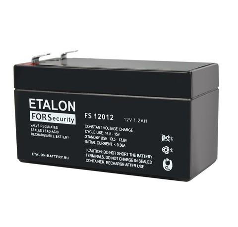 Аккумулятор ETALON FS 12012
