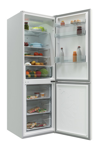 Холодильник CANDY CCRN6180W (1,85 m ,белый )