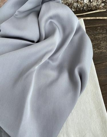 Тенсель 100%, цвет Серебро