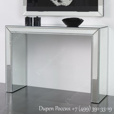 Консоль DUPEN CON-09 стекло-зеркало