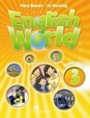 English World 3 Pupils Book + ebook