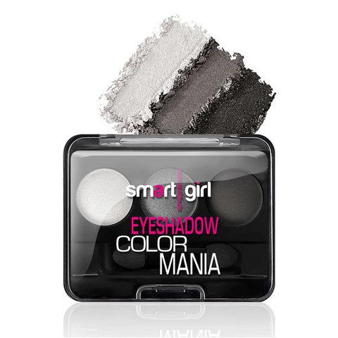 Тени для век Smart Girl Color Mania, сборка 31
