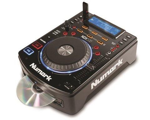 NUMARK NDX500 Настольный CD/MP3-плеер
