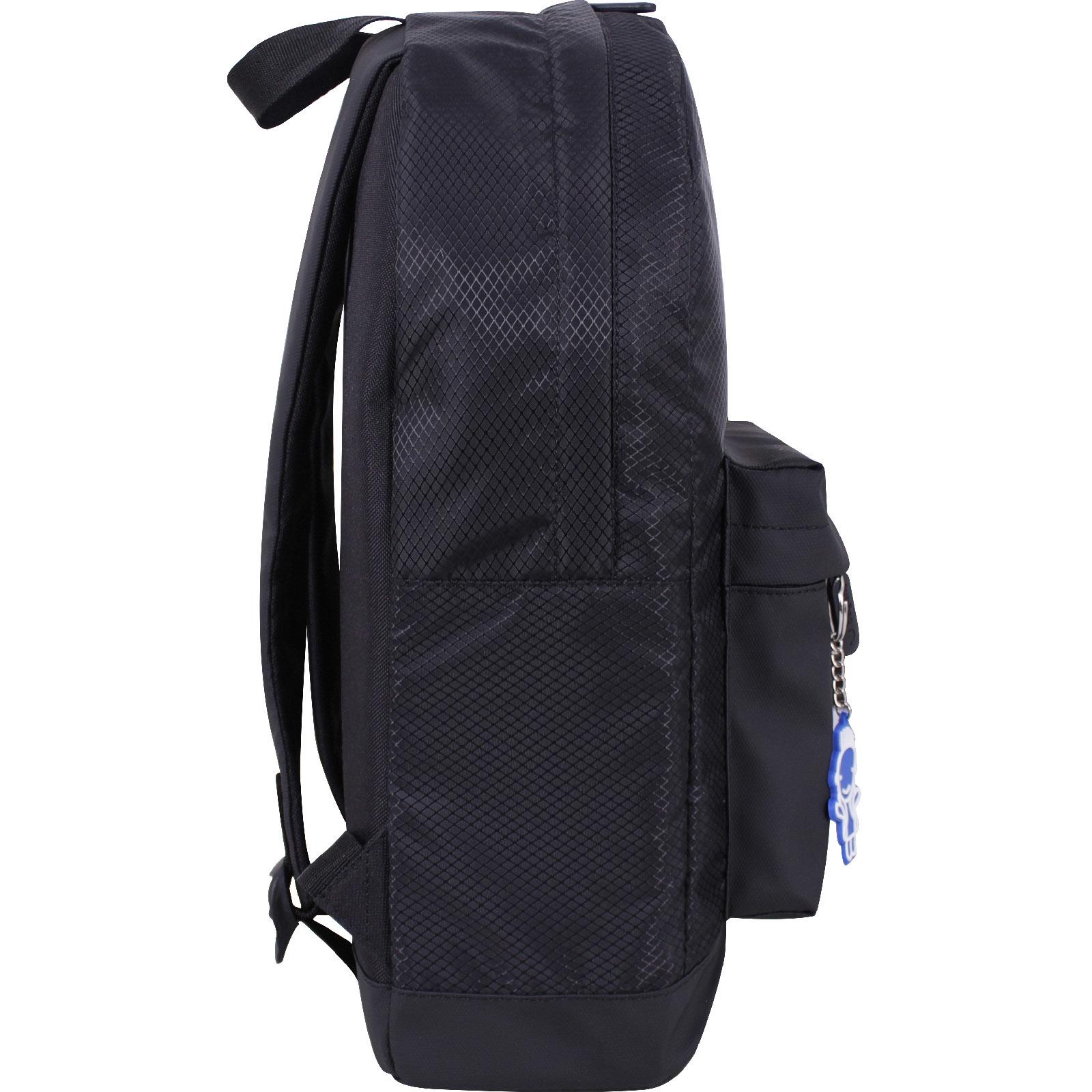 Рюкзак Bagland Молодежный W/R 17 л. чорний (00533332)