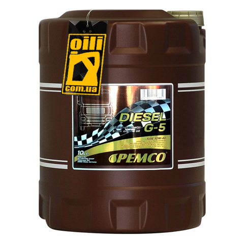 PEMCO Diesel G-5 UHPD 10W-40