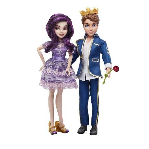 Мэл и Бен. Наследники набор кукол