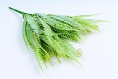 Искусственное растение - Папоротник с завитками (Т)