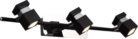 INL-9381W-15 Chrome & Black