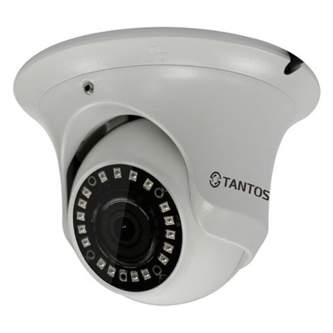 Камера видеонаблюдения TANTOS TSi-Ee25FP