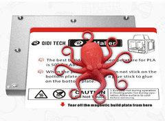 Фотография — Магнитная наклейка на печатный стол QIDI X-Maker