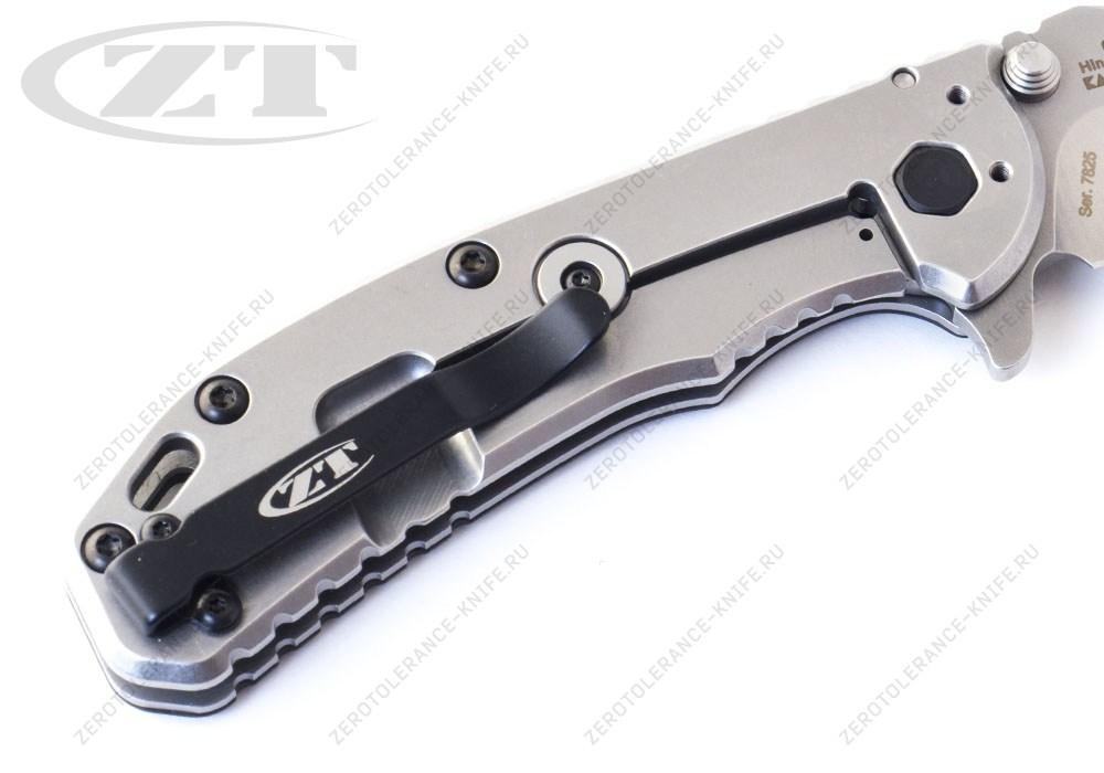 Нож ZERO TOLERANCE 0566CF Hinderer - фотография
