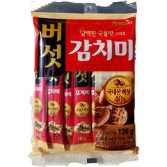 Приправа Премиум Daesang со вкусом грибов для первых блюд 1 шт