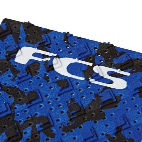Коврик для серфборда FCS T-3 Cobolt Camo