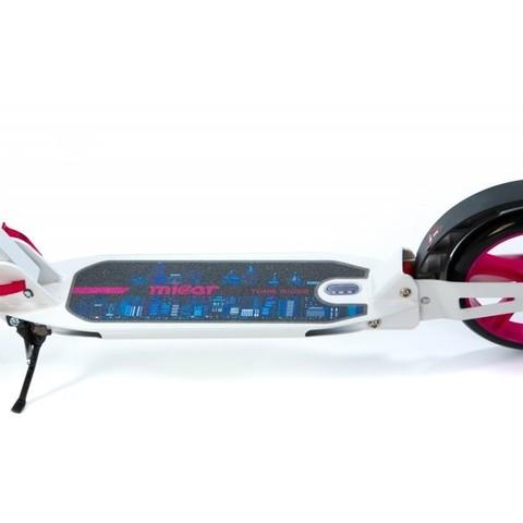 Двухколесный самокат Micar Town Rider с двумя амортизаторами