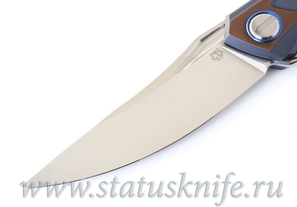 Нож Широгоров Квантум Quantum S90V Custom Division - фотография
