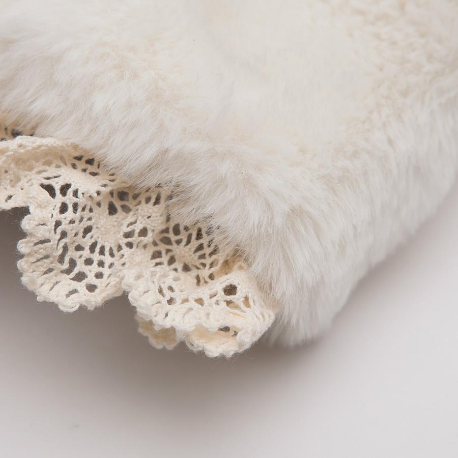 1836 LD - Меховой жилет для собак