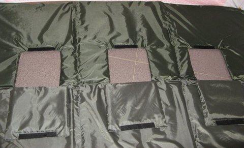 Пол для зимней палатки Медведь Куб 4