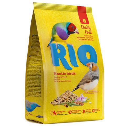 RIO Экзотик Бердз для экзотических птиц 500г