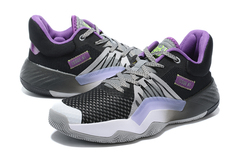 adidas D.O.N. Issue 1 'Black/Grey/Purple'