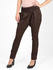 561-7 брюки женские, коричневые