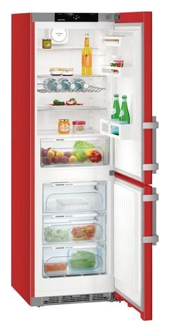 Двухкамерный холодильник Liebherr CNfr 4335