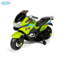 Детский электромотоцикл Barty XMX609, модель 2021год зеленый