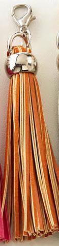 Шармик-кисточка для планнера TASSEL CHARMS  Websters Pages. Цвет- Orange ОРАНЖЕВЫЙ
