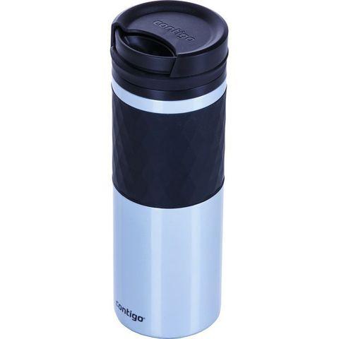 Термокружка Contigo Glaze (0,47 литра), серая (2095393)