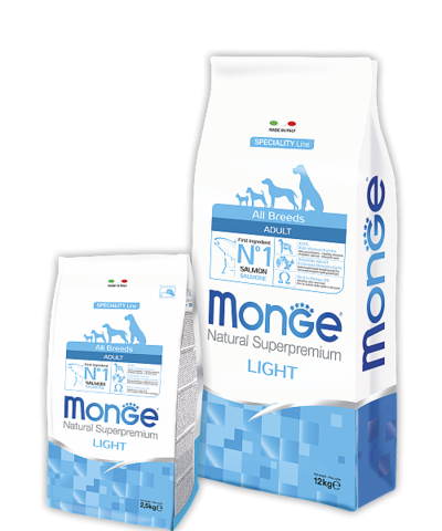 Monge Speciality Line Adult Dog All Breeds Light Salmone