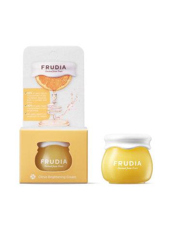 Frudia Миниатюра Крем для сияния с цитрусом Citrus Brightening Cream, 10 г