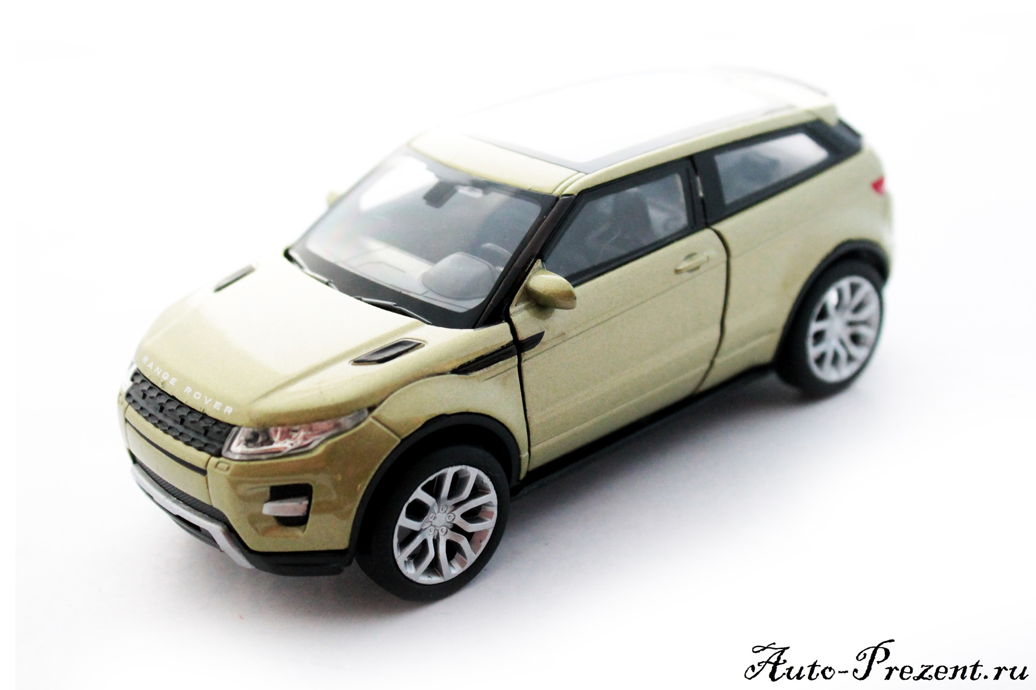 Машинка-игрушка RANGE ROVER EVOQUE