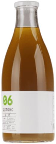 Сок Детокс -06 б/сах 0,33л сельдерей/яблоко