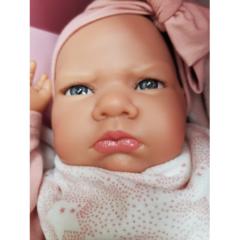 Munecas Antonio Juan Кукла-младенец Reborn Нерея в розовом 52см (8160)