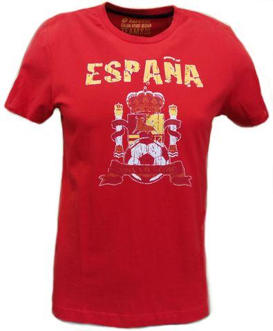 Футболка LOTTO с логотипом Испания N7187