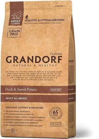 Купить Грандорф для собак с уткой и рисом