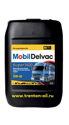Mobil Mobil Delvac Super 1400  E 15W-40 Mobil_Delvac_4L_Super-1400-15W-40.png