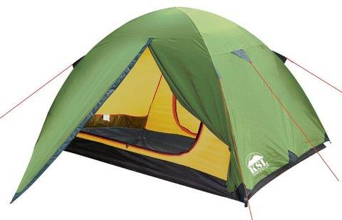 Картинка палатка туристическая KSL SPARK 3  - 1