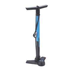 Велонасос напольный BBB AirBoost steel pump синий